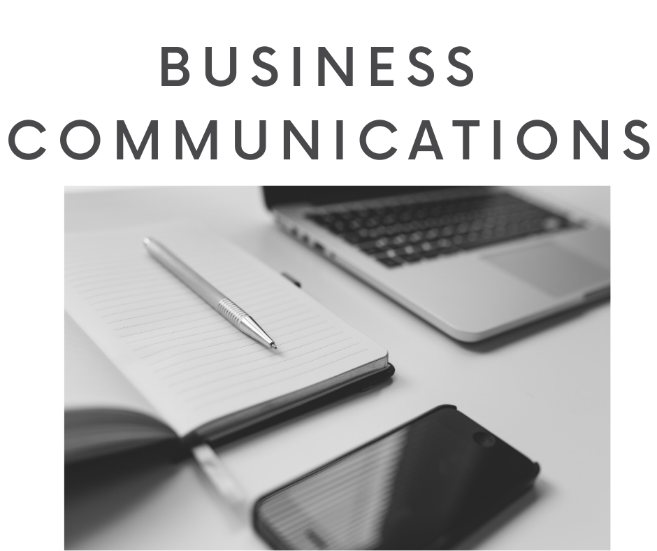 Business Communications Course Online